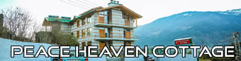 Cottages in manali, budget cottages in manali, best accommodation in manali