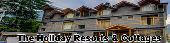 Resorts in manli and Hotels in manali, with luxury cottages in manali