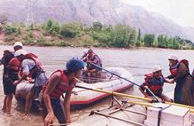 River Rafting at Jhiri in Kullu Valley - Photo provided by Himalayan Journeys, Manali