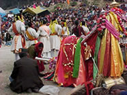 A Rural Fair in Kullu Valley